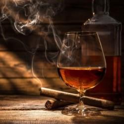 COGNAC and CUBANS - ароматно масло